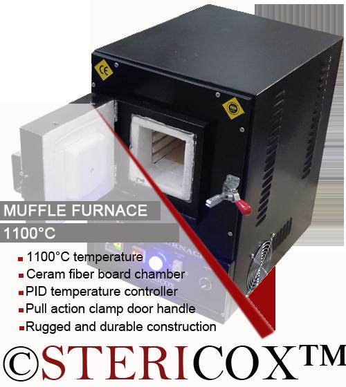 Muffle Furnace 1100 U00b0c 1200 U00b0c 1400 U00b0c 1800 U00b0c Laboratory