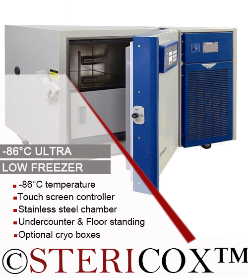 Laboratory Refrigerators Freezers For Pharmaceutical